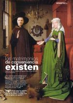 Mis colaboraciones con la revista Aragón en Portada: Marcelino y Biel
