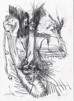 Unos dibujos de Fran Gil