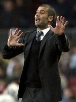 Guardiola, el entrenador