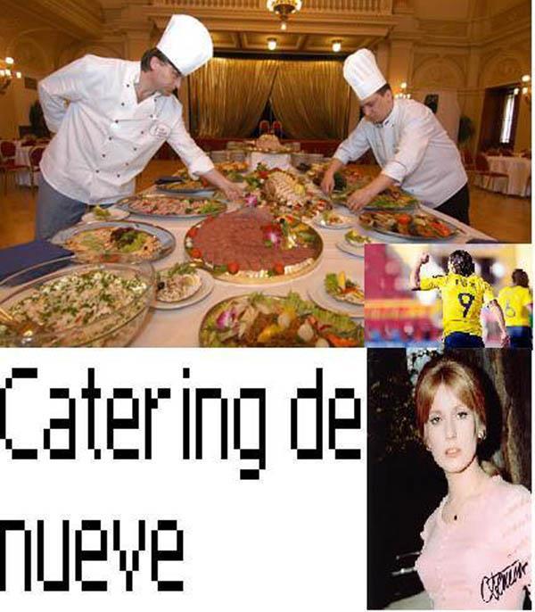 catering de 9