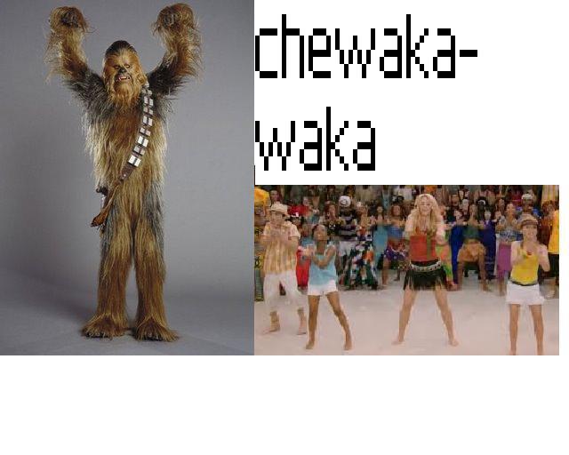 chewaka waka